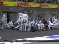 毕威!F1墨西哥站正赛:马萨进站2.1秒