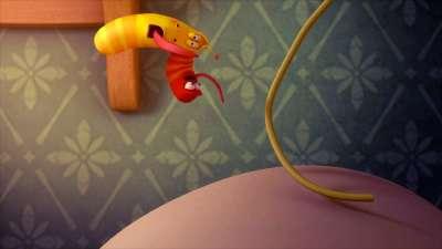 爆笑虫子 第二季09 人体 探险