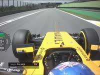 F1巴西站FP2全场回放(车载)