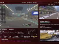 F1阿布扎比站FP2全场回放(维修站)