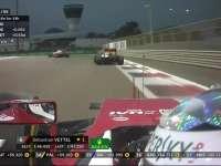 F1阿布扎比站正赛:维斯塔潘求进站被拒绝