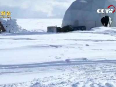 """[视频]姚檀栋:""""地理学诺奖""""获得者倾其一生为冰川"""
