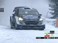 WRC瑞典站SS11:塔纳克超越奥吉尔升至头名