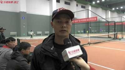 """围观杭州市运会网球,""""王子""""们的真人对决!"""