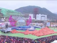 第13届世界风筝锦标赛 节目《红色万山·丹砂记忆》