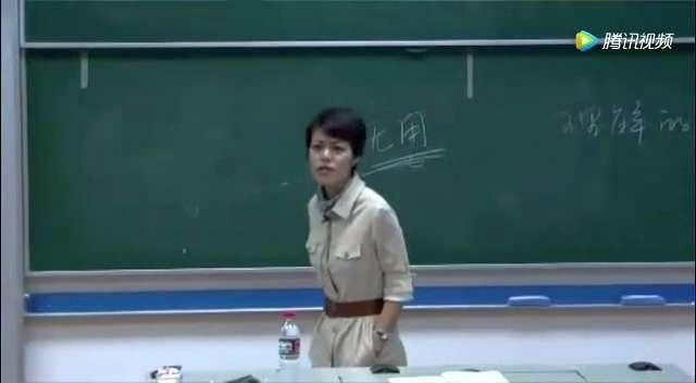 《高手在民间》之复旦女教授讲解忏悔心,讲完大家都哭了!