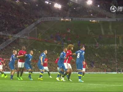 [视频]曼联主场9平全赖穆帅?数据显示球员应负主责