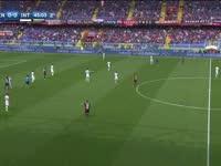 第35轮录播-热那亚vs国际米兰(粤语)16/17赛季意甲