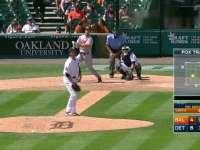 【5/19集锦】底特律又上演全垒打对决 老虎主场再胜金莺