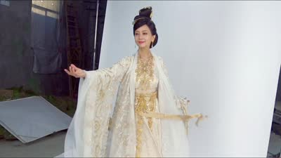 《天乩之白蛇传说》刘嘉玲、赵雅芝拍摄花絮