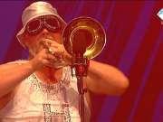 新西兰雷鬼团Fat Freddy's Drop 2017荷兰Pinkpop音乐节
