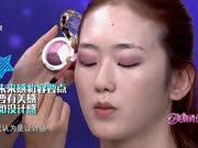 《美丽俏佳人》20170620:我要做彩妆达人 未来感妆容挑战