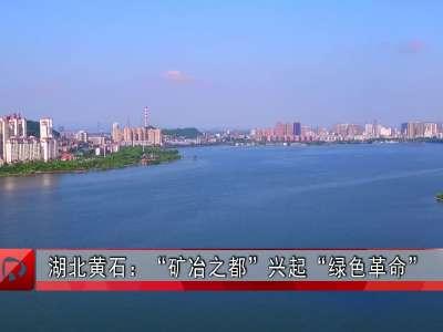 """【绿色发展 绿色生活】湖北黄石:""""矿冶之都""""兴起绿色革命"""