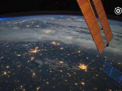 [视频]大美!NASA发布航拍地球延时短片