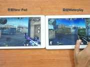 打王者荣耀可以先看到敌人?荣耀Waterplay平板对比苹果New iPad
