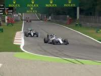 F1意大利站正赛:维斯塔潘轻松超越阿隆索