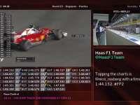 F1新加坡站FP2(维修站)全场回放
