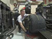 F1新加坡站FP3(现场声)全场回放