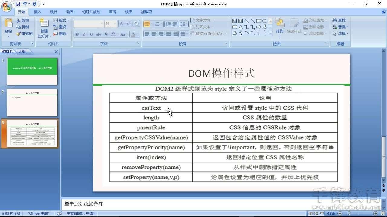 千锋教育HTML5开发视频_javascript基础语法106.mp4