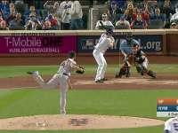 MLB季后赛 旧金山巨人vs纽约大都会 全场录播(英文)
