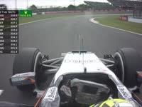F1日本站FP1:车队督促霍肯伯格练练刹车