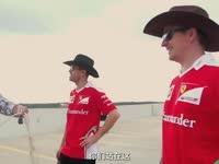 如何当一名德州警长?法拉利二人勤学套牛橄榄球