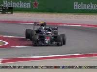 咿哈!F1美国站正赛:阿隆索最后一圈冲到第五