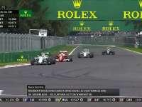 F1墨西哥站正赛:埃里克森和维尔莱茵的事故不处罚