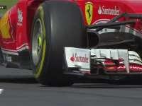 F1墨西哥站正赛:维特尔30圈软胎情况良好