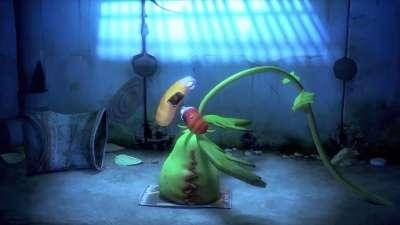 爆笑虫子 008 食虫植物