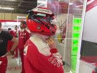 F1巴西站排位赛赛前:维特尔不太开心?
