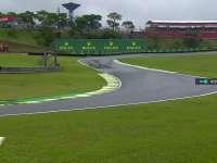 F1巴西站正赛:赛道多处弯心会有积水