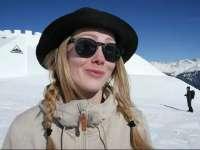 EDGE极限世界之旅 氧气美女的高山滑雪传奇