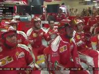 F1阿布扎比站正赛:维特尔超过维斯塔潘上到第三