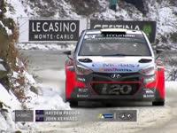 WRC蒙特卡洛站回顾:2016年奥吉尔再夺一冠