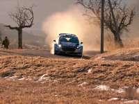 感受过弯的快感!WRC蒙特卡洛站SS9&11走线集锦