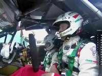 WRC瑞典站SS11:哈尼宁成绩一般仅列P9