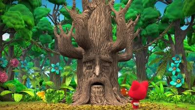 阿狸布塔故事集 第11集 树洞的烦恼