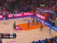(粤语)CBA-李根稳定表现助新疆主场逆转再下一城 新疆2-0广东