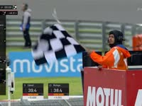 Moto3各路豪强渐入佳境 迈克菲乱战中获得杆位