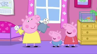 Peppa Pig 1_41 Chloes puppet show