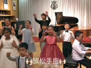 郎朗自创钢琴操 六一与孩子们共舞