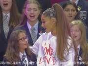 A妹与曼城24名学生合唱《My Everything》 - ONE LOVE曼彻斯特公益演唱会 2017-06-04 One Love Manchester