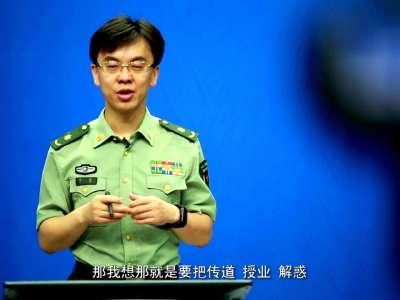 【军歌嘹亮】国防科大博导刘波:教学和科研 两手都抓两手都要硬