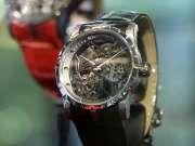 Roger Dubuis罗杰杜彼携手Pirelli倍耐力轮胎演绎全新超卓时计