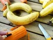 实用技巧,百变香蕉,这创意不错!