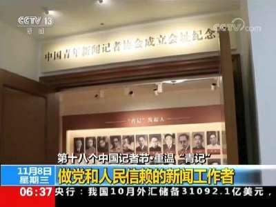 [视频]第十八个中国记者节 我国持证记者已超过22.8万人