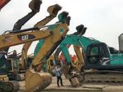 我们不一样、不一样-上海金品二手挖掘机市场