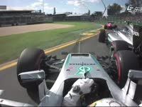 F1澳大利亚站发车回放:硝烟四起的揭幕站发车