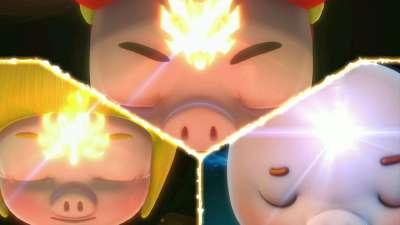 猪猪侠11之光明守卫者(上部) 第26集 冲突!防御罩